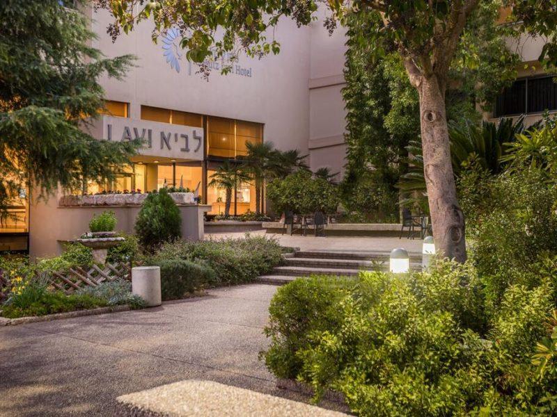 Sukkkot 2021 at Kibbutz Lavi