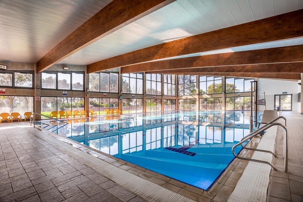 Kibbutz Lavi Pool Sukkot 2021